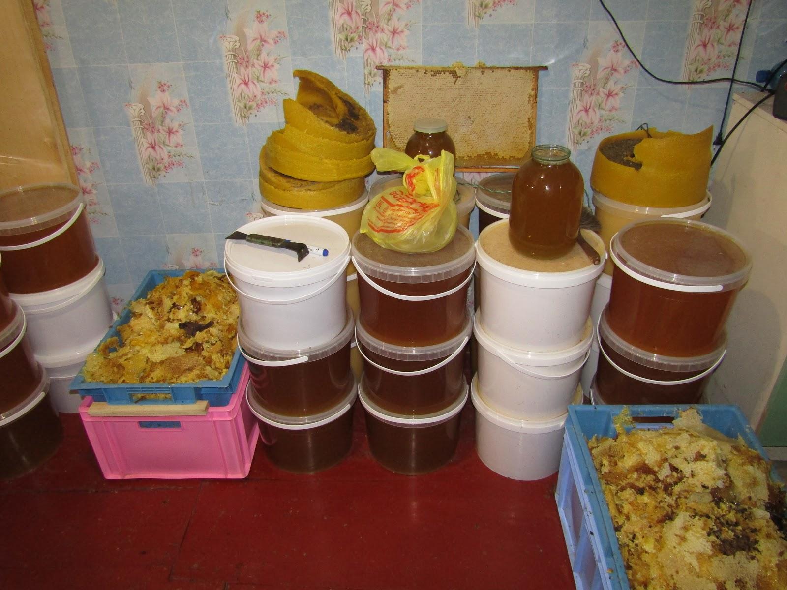 Предлагаем мед с правобережья Саратовской области