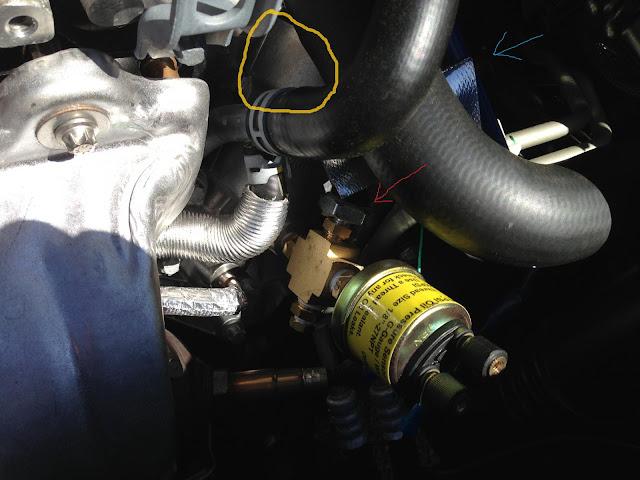 Comment changer un capteur de pression d'huile