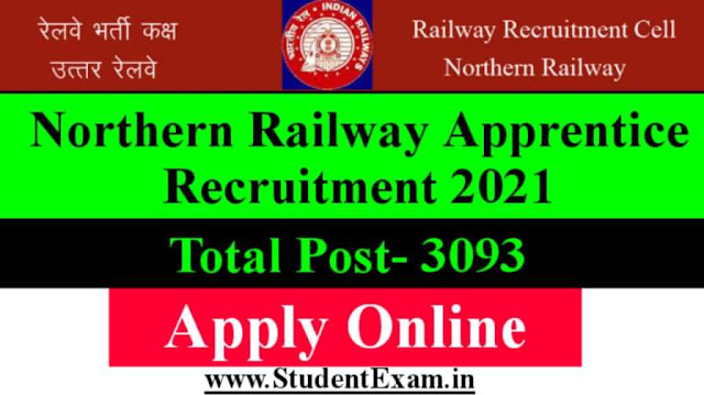 Northern Railway Apprentice 2021
