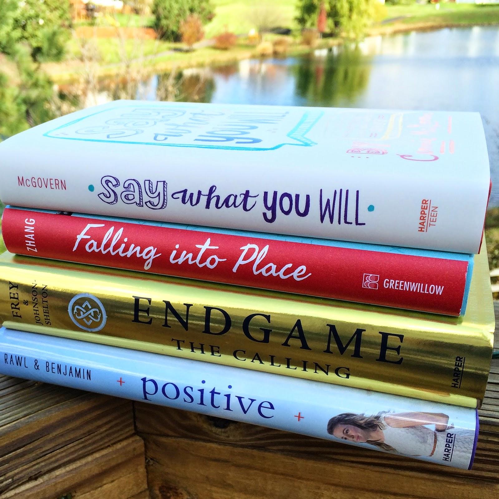 Reading Teen: Harper Teen Hardovers Giveaway! (5 Books!!)