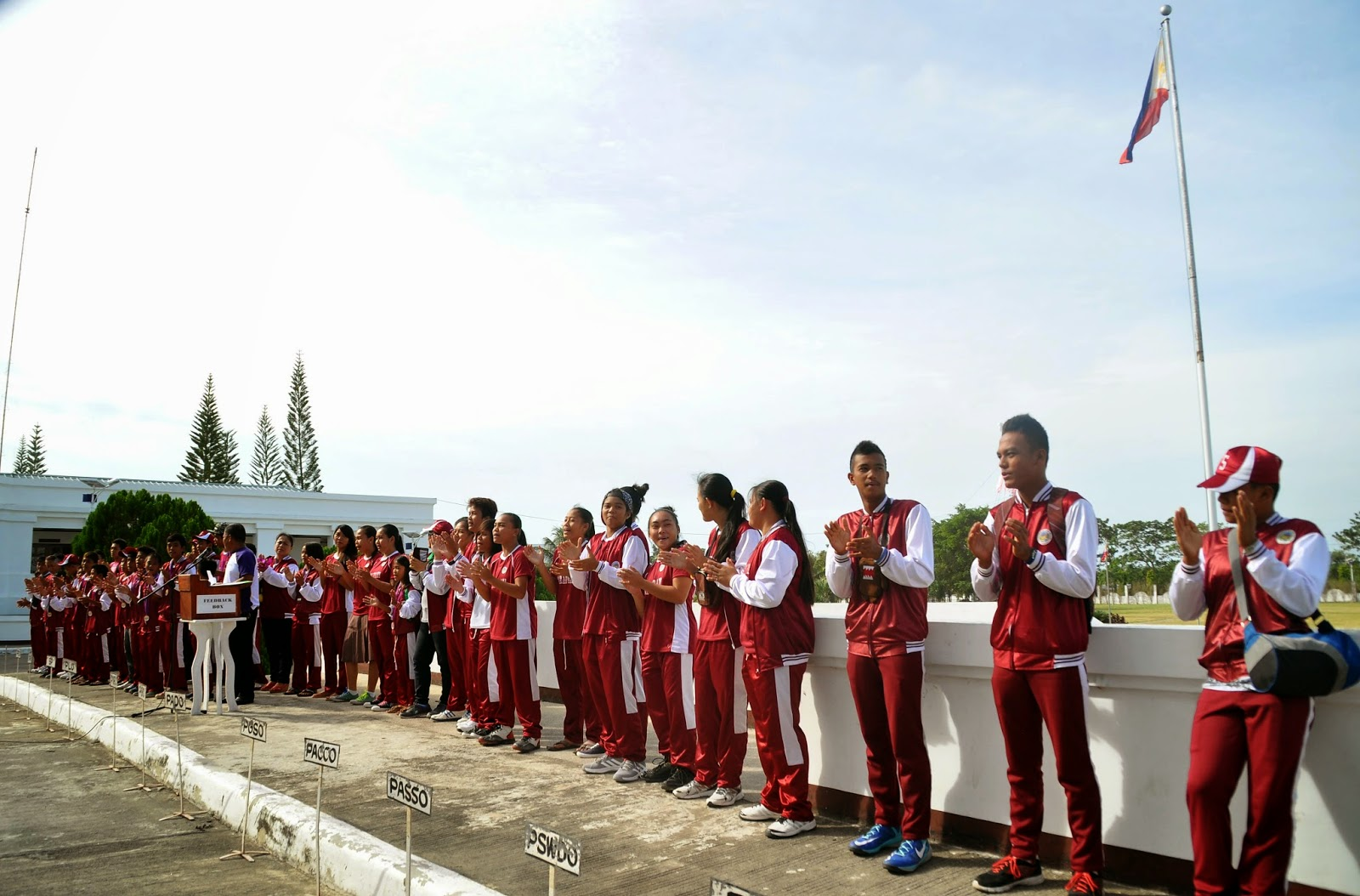 caraga regional athletic meet 2015