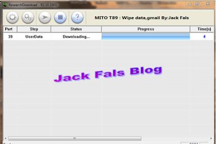 Cara Flash/Solusi imei null,lupa pola,signal pada Mito T89