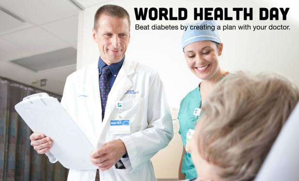 World Health Day Wishes Pics