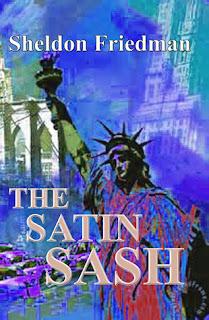 Satin Sash