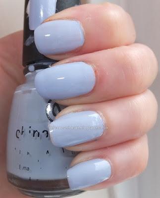Verniz China Glaze Agent Lavender