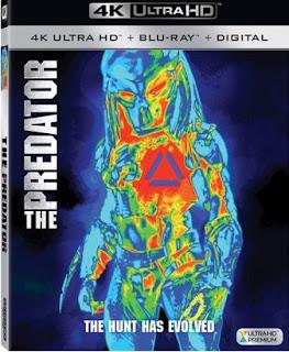 4K Blu-ray Review: The Predator