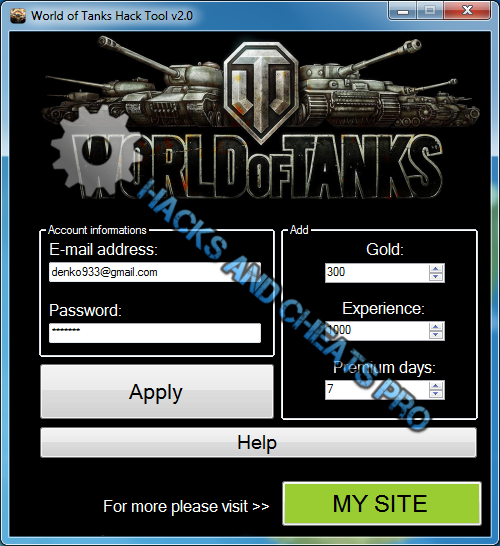 world of tanks cheat no download