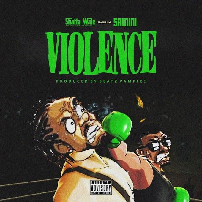 DOWNLOAD  MP3: Shatta Wale – Violence