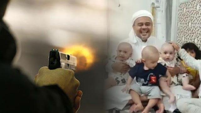 Ada 3 Bayi Dekat Habib Rizieq saat Laskar FPI Ditembak Polisi
