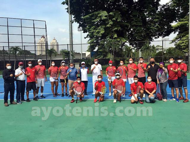 Kemenpora Kunjungi Pelatnas Tenis