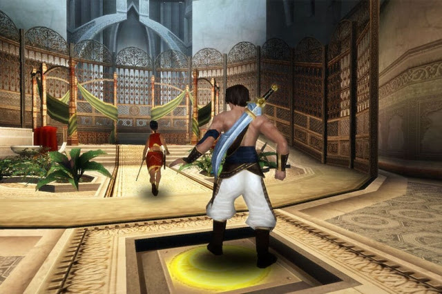 Imagem do Prince of Persia: The Sands of Time