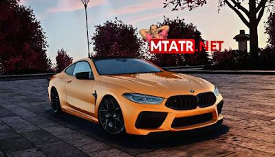 MTA SA 2019 BMW M8 competition
