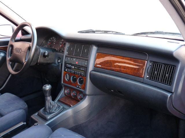 Just A Car Geek: 1995 Audi 90 - V6, Quattro, 5 Speed
