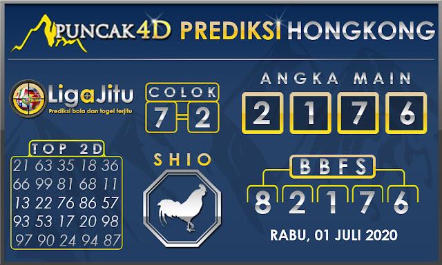 PREDIKSI TOGEL HONGKONG PUNCAK4D 01 JULI 2020