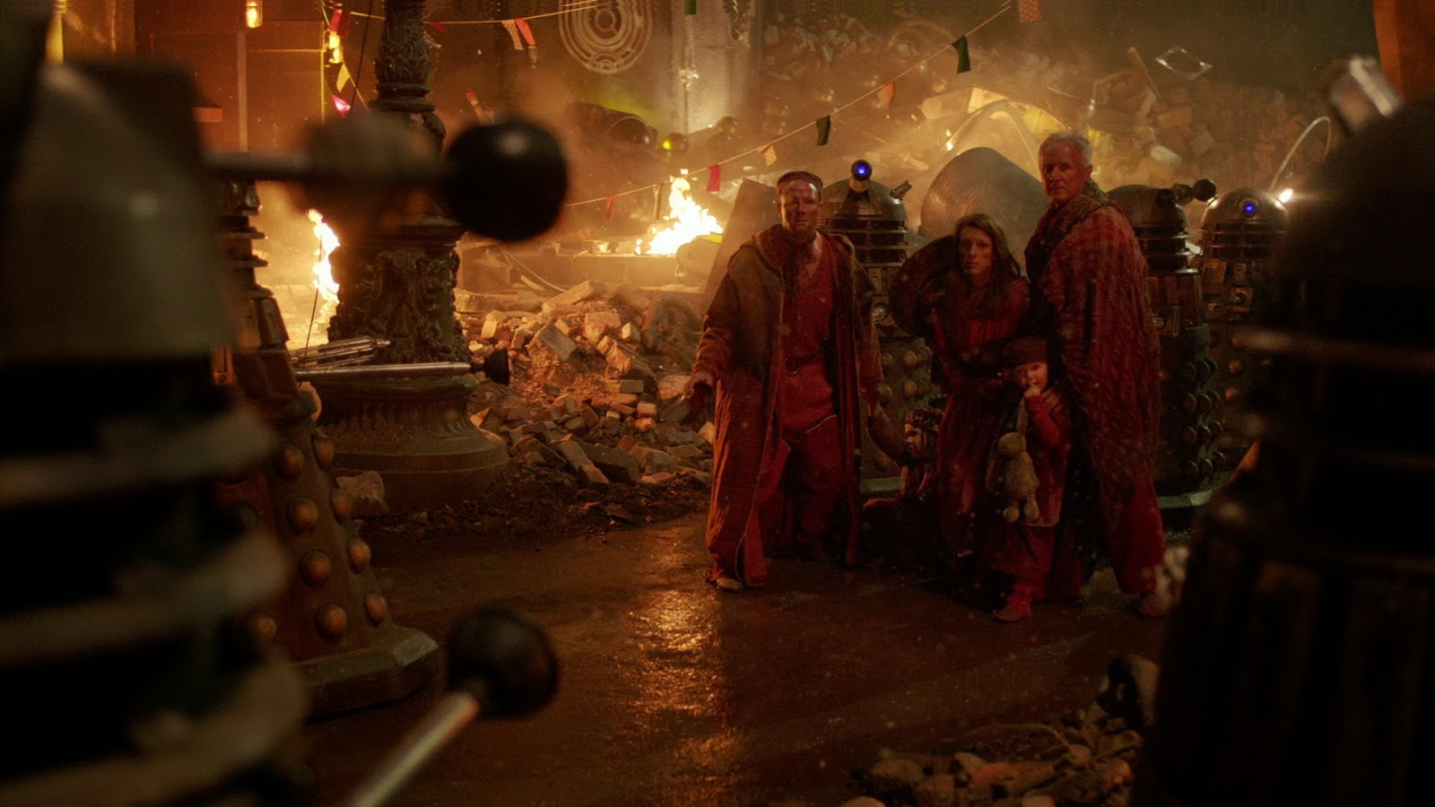 Gallifrey Falls No More Wallpaper From The Archive A British Television Blog Blu Ray