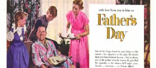 Advertising The Fathers Day