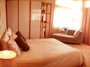 El dormitori ha de ser Yin per obtenir un millor descans.