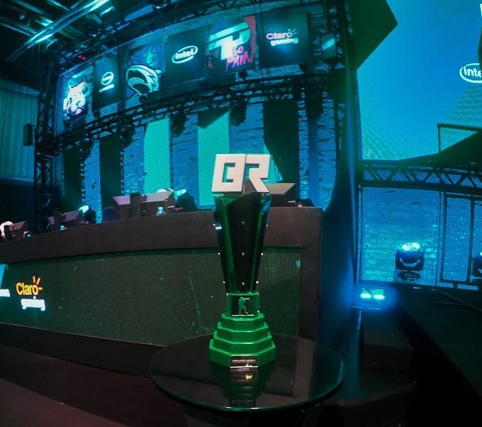 Como foi a final do Brasileirão de CS:GO