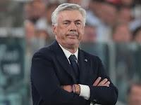 Ancelotti: Napoli play bad for an hour