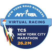 NYRR Virtual TCS NYC Marathon