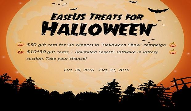 عرض مغري للربح من 10 إلى 30 دولار تصلك إلى حسابك على البايبال بمناسبة الهالووين