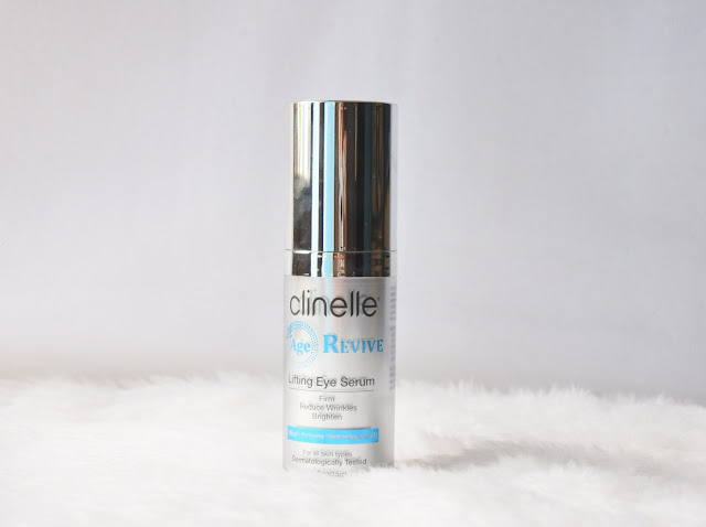 Clinelle Age Revive Lifting Eye Serum