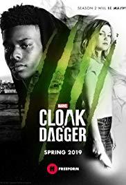 Manto e Adaga - Cloak & Dagger