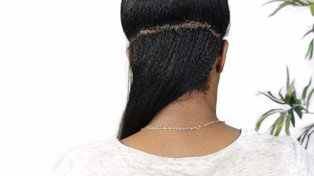 7 Ways to Grow Your Nape Area! | www.HairliciousInc.com