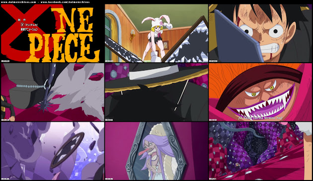 One Piece 854