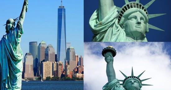Liberty ရုပ္ထုႀကီးရဲ႕ အစိတ္အပုိင္းတစ္ခုစီရဲ႕ ေနာက္ကြယ္က အဓိပၸါယ္မ်ား