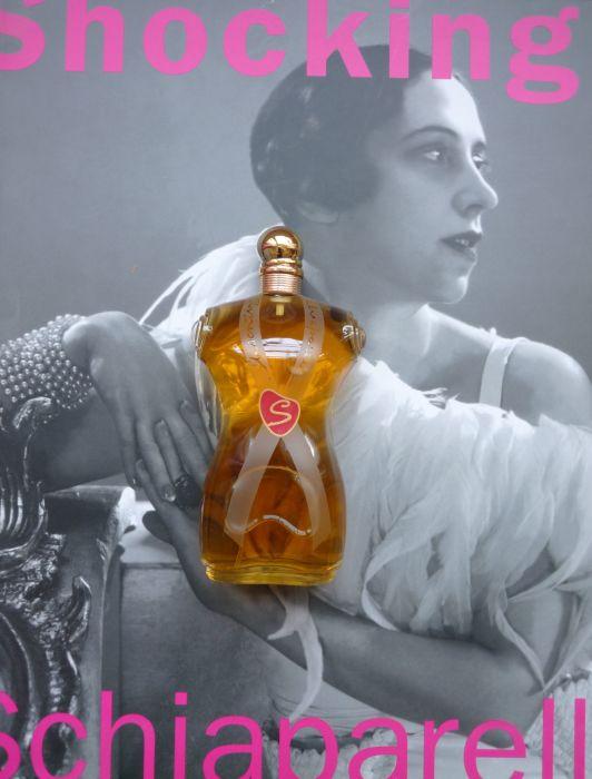 O primeiro perfume francamente íntimo