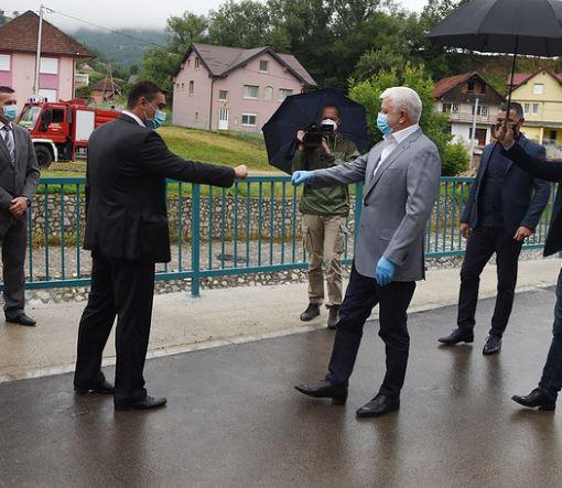 Predsjednik Plava Bajraktarević: Grad se može razvijati samo uz podršku Vlade i Duška Markovića