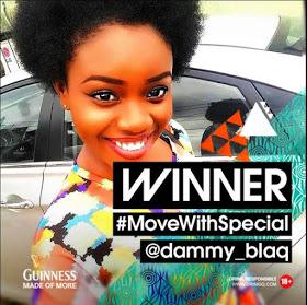 The Guinness Africa Special winner