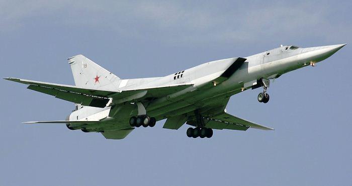 Pembom Tu-22M