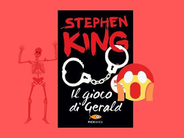 Il gioco di Gerald: romanzo horror di Stephen King