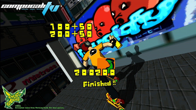 Jet Set Radio PC Full Español Descargar Skidrow 2012