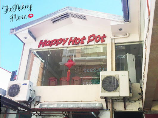 THE MAKEUP MAVEN - A BEAUTY BLOG BY SABS HERNANDEZ: Why Happy Hotpot is one of the best Shabu Shabu places I've tried and why I won't go back anytime soon