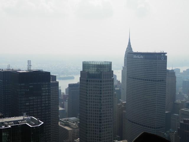 Top of The Rock du Rockefeller Center
