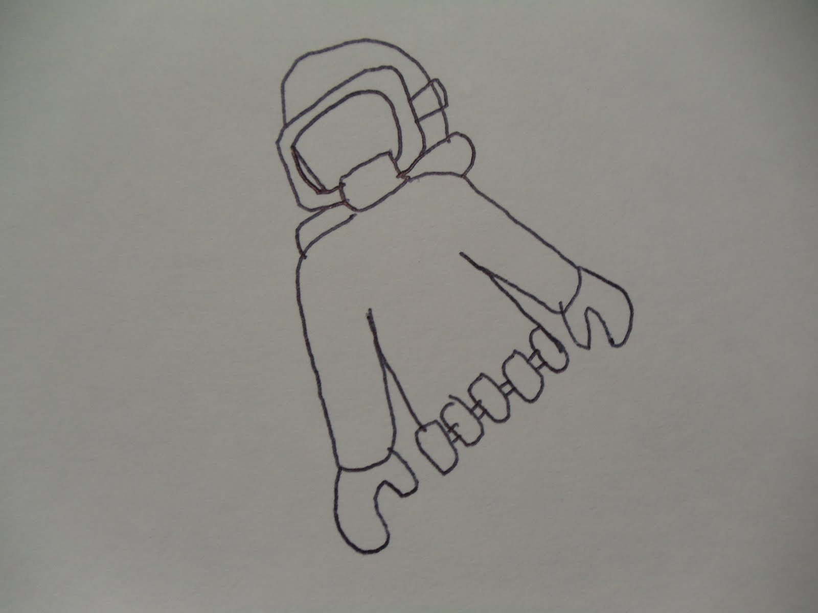 It's just an image of Nifty Scuba Diver Drawing