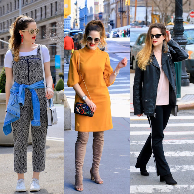 Nyc fashion blogger Kathleen Harper's spring outfit ideas