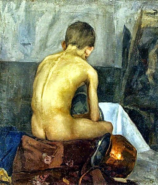 Nicolay Bogdano, Artistic nude, The naked in the art, Il nude in arte, Fine art