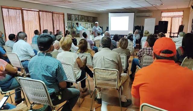 CON PARTICIPACIÓN DE LA SOCIEDAD CIVIL CANTÓN CARORA PROMUEVE EL DESARROLLO DEL MUNICIPIO