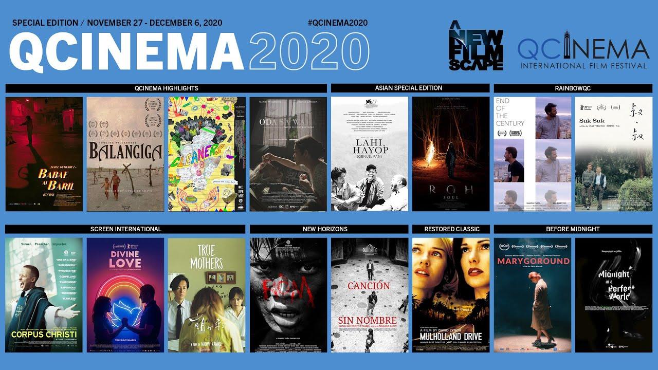 QCinema 2020
