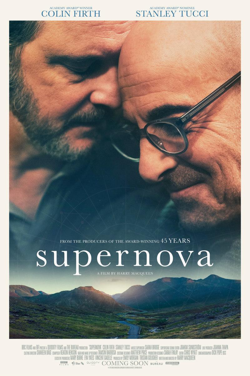 supernova stanley tucci colin firth poster