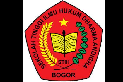 Pendaftaran Mahasiswa Baru (STIH Dharma Andhiga) 2021-2022
