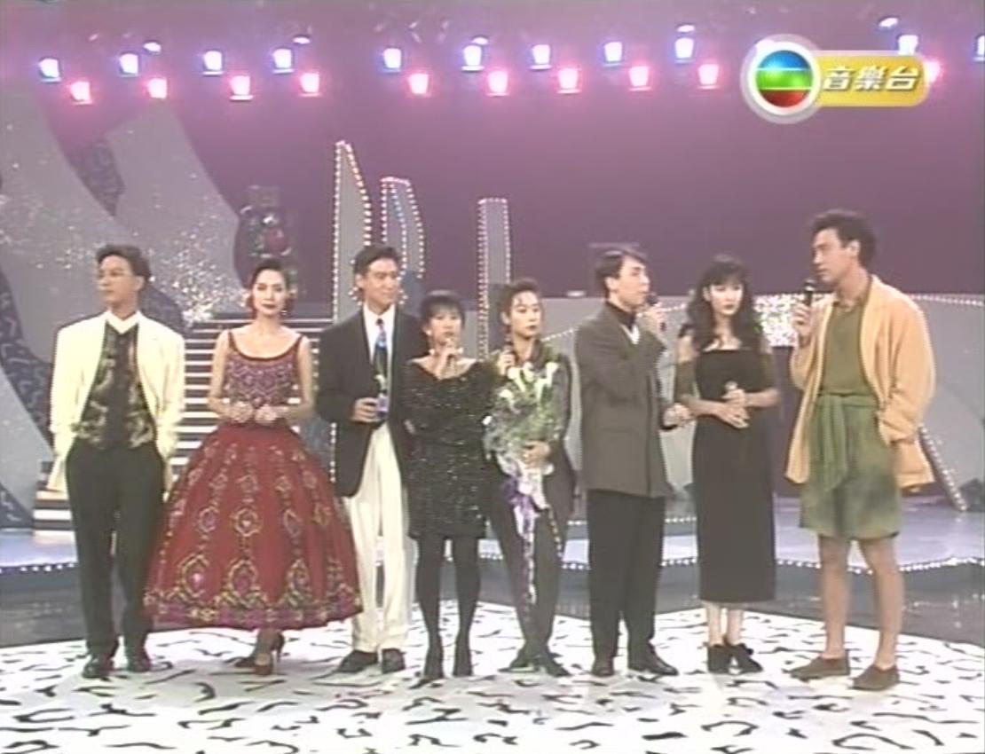 come back to love: 1990年勁歌金曲第三季季選 (11首入選歌)