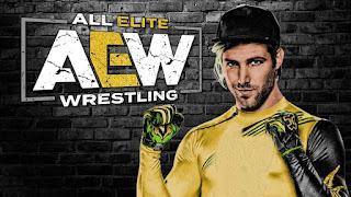 Angélico AEW Wrestling Roaster