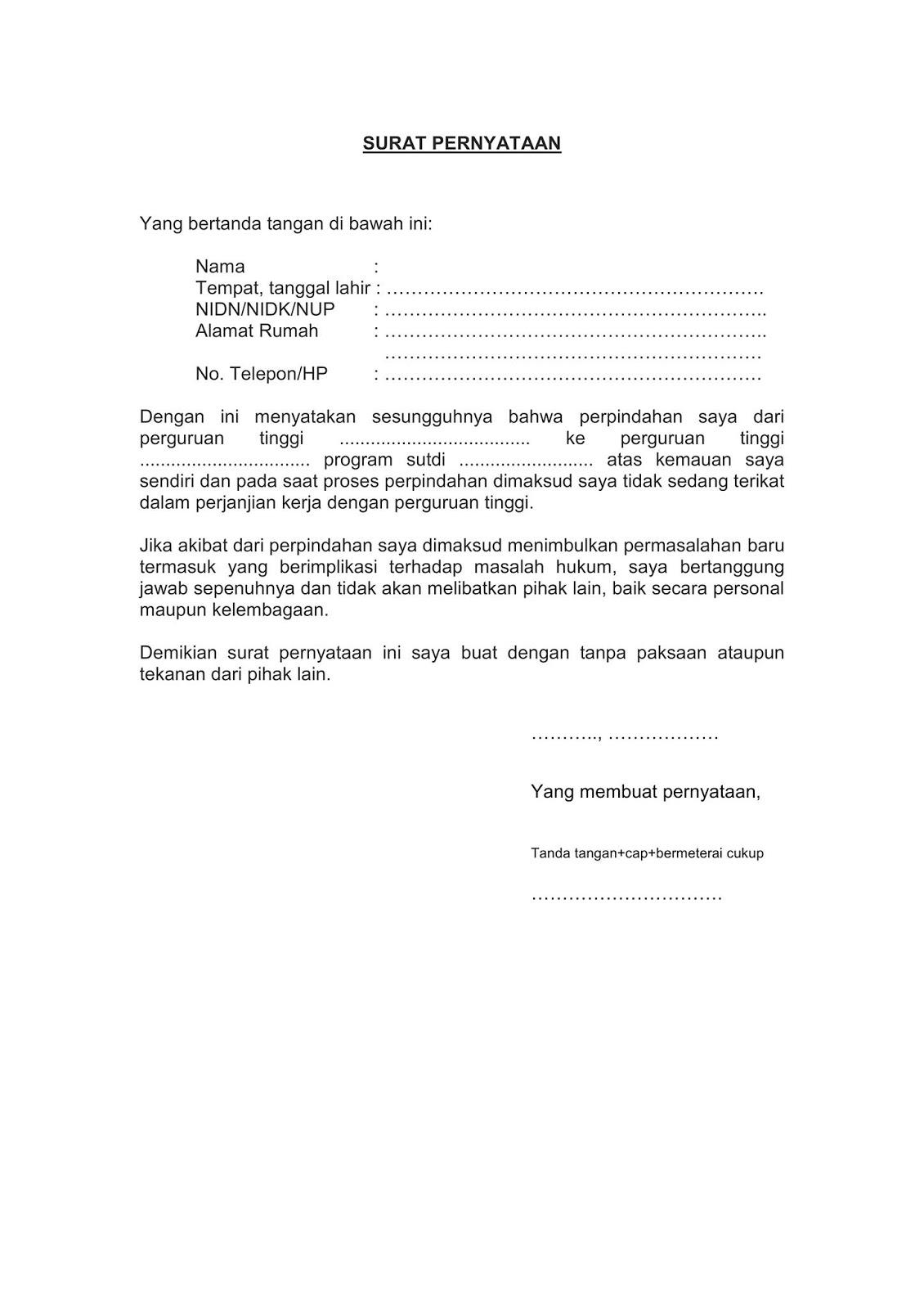 DWI CAHYADI WIBOWO: prosedur pindah homebase dosen yg