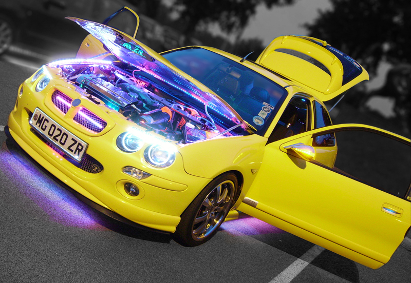 Mg Zr Car Models