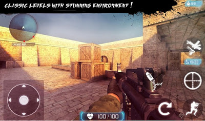 Counter Terrorist 2 Trigger MOD APK (Full Money+No Ads)
